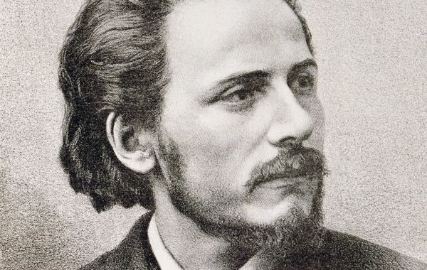 Portrait de Jules Massenet