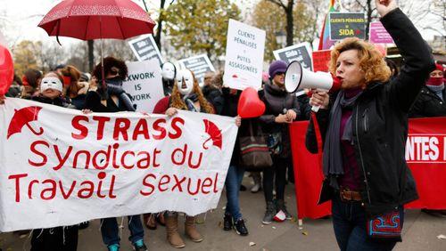 VIH et travail du sexe : en 2017, la lutte continue