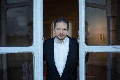Le compositeur Karol Beffa