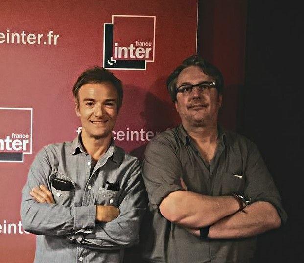 Jonathan Lambert et Mathias Deguelle • Chassé/Croisé