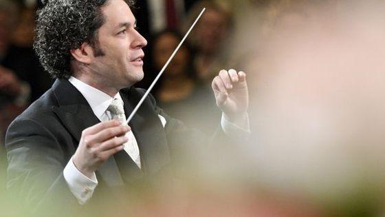 Gustavo Dudamel, chef d'orchestre vénézuélien, prend position dans le conflit qui agite son pays