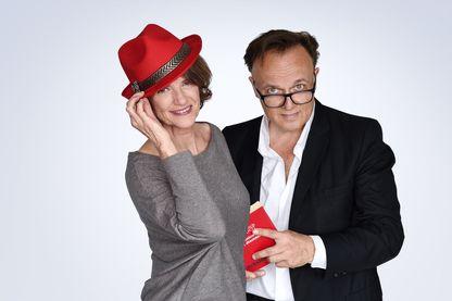 Eric Delvaux et Patricia Martin