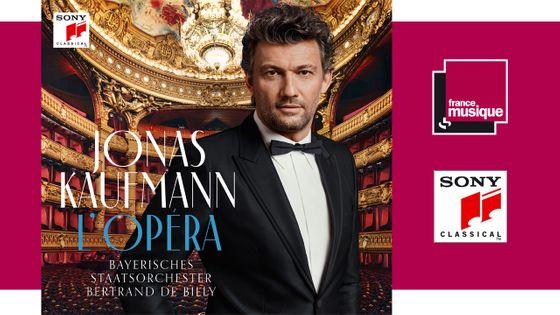 Jonas Kaufmann - L'Opéra