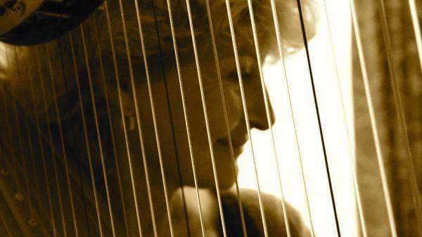 Marielle Nordmann, harpiste et programmatrice des Musicales de Bagatelle et du Parc floral