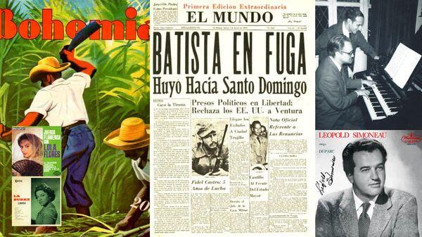 Cuba, la musique et le monde #70 : La Havane en Révolution