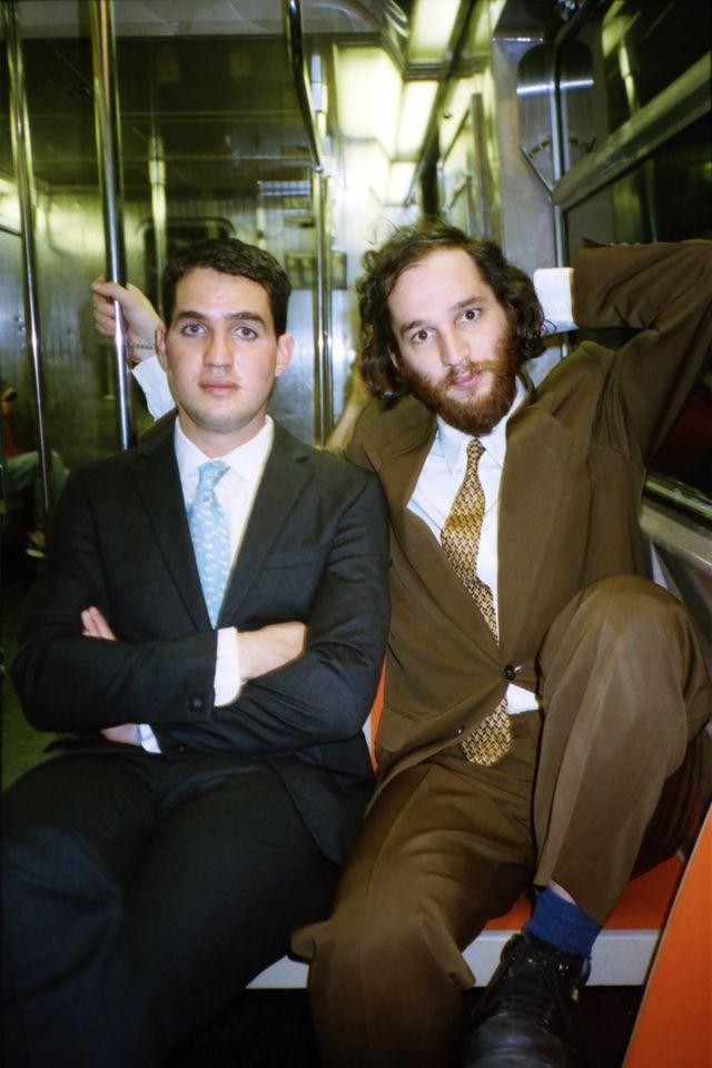 Josh et Benny Safdie