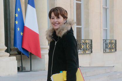 Adeline Hazan en mars 2015 à L'Elysée