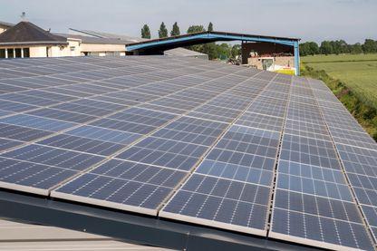 Les panneaux solaires