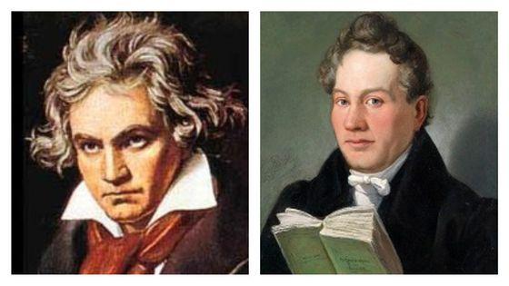 Beethoven / Christoph Kuffner