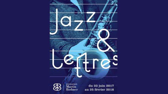 Affiche Jazz & Lettres