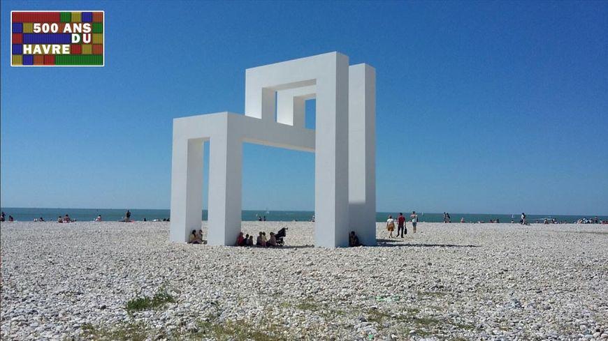 Que vont devenir les œuvres installées au Havre, dans le cadre des 500 ans ?