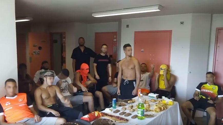 Le clip tourné par les détenus de la prison d'Aiton a été publié sur YouTube