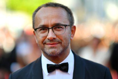 Le réalisateur Andreï Zviaguintsev le 28 mai 2017 pour la cérémonie de clôture de la 70ème édition du Festival de Cannes.