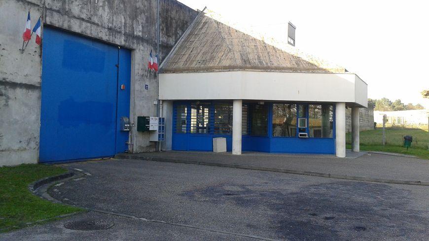 La maison d'arrêt de Bordeaux-Gradignan