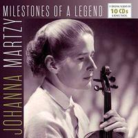 Concerto pour violon n°2 en mi min op 64 : 1. Allegro molto appassionato - Johanna Martzy