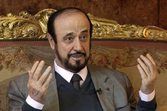 Rifaat Al-Assad en novembre 2011