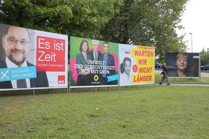 Elections en Allemagne