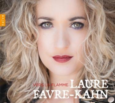 """""""Vers la Flamme"""" - Laure Favre-Kahn-  Naïve Classique 2017"""