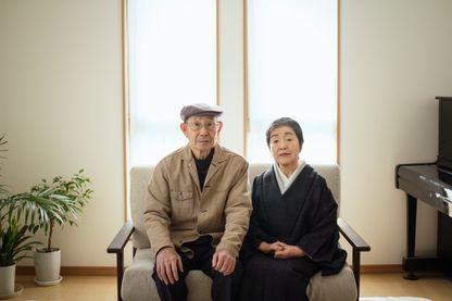 Personnes âgées au Japon