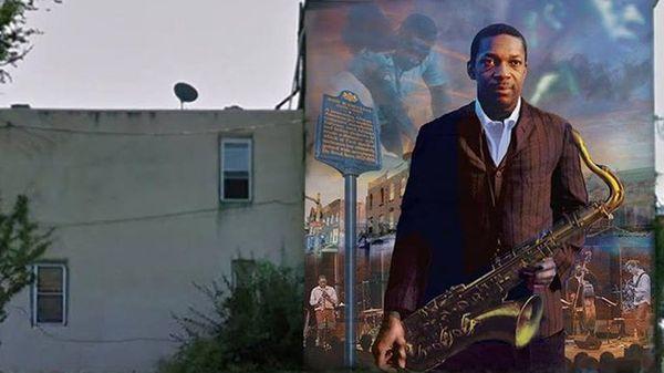 Jazz Culture : le nouveau mural John Coltrane