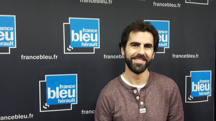 Nicolas Rainteau, interne en psychiatrie à l'hôpital de la Colombière, Montpellier