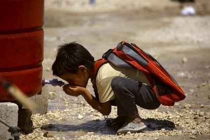 Écolier syrien