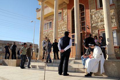 Les Chrétiens d'Irak