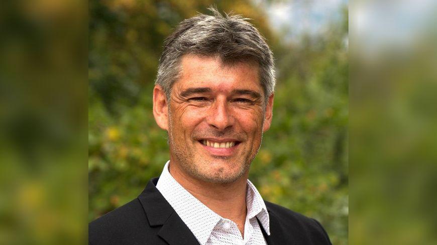 Guillaume Gontard, nouveau sénateur de l'Isère