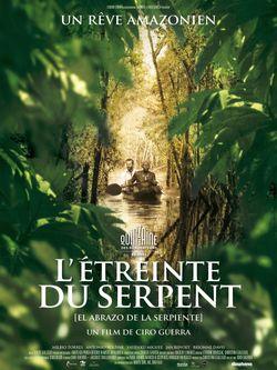 Affiche du film L'étreinte du serpent de Ciro Guerra