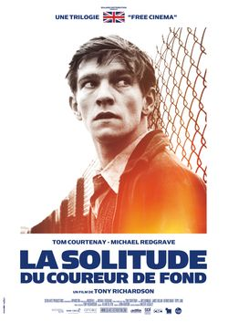 Affiche de La solitude du coureur de fond de Tony Richardson (1962)