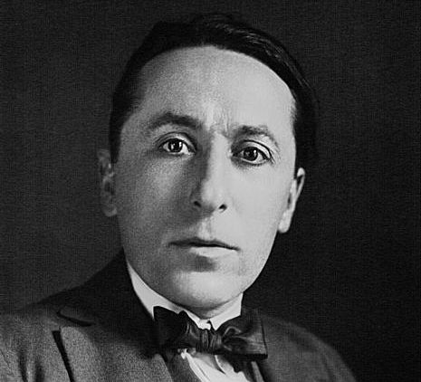 Roland Dorgelès en 1923