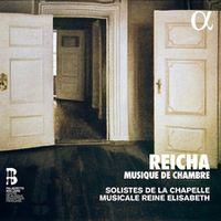 Quintette à cordes en Fa Maj op 92 n°1 : 2. Allegro minuetto