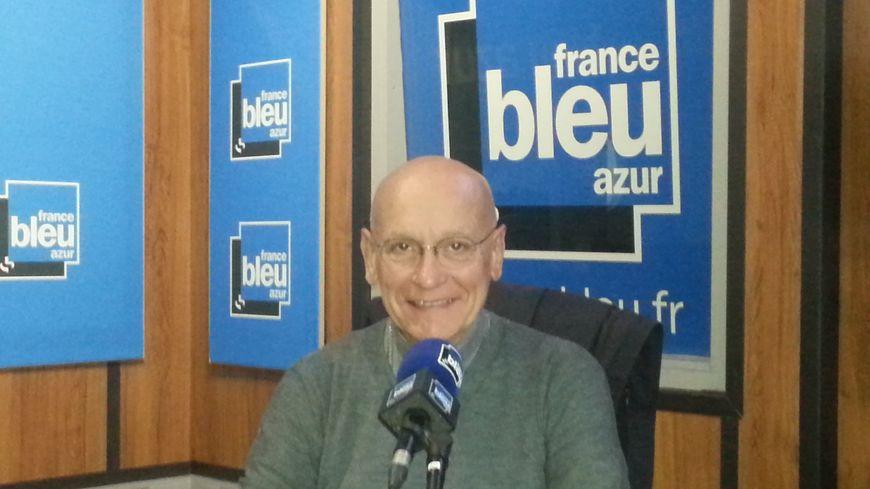 André Marceau évêque de Nice