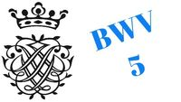 """Cantate BWV 5 : """"Wo soll ich fliehen hin ?"""""""