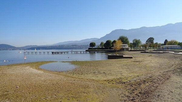 le lac du Bourget a déjà perdu 47 cm en trois semaines