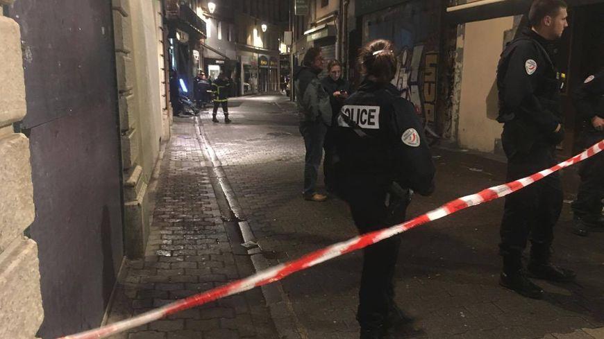 Image Coup De Feu grenoble : plusieurs coups de feu tirés en plein centre-ville