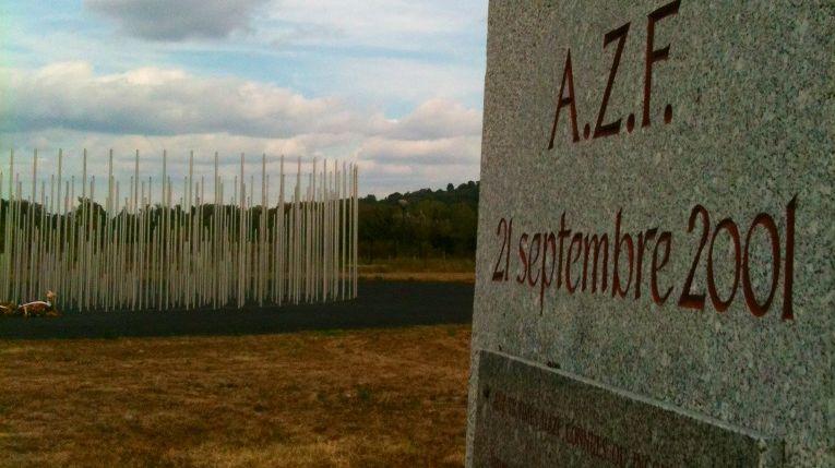La catastrophe AZF à Toulouse a tué 31 personnes et en a blessé 3.000 autres, le 21 septembre 2001.