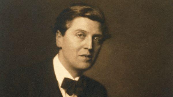 Alban Berg à Vienne en 1935 (3/5)