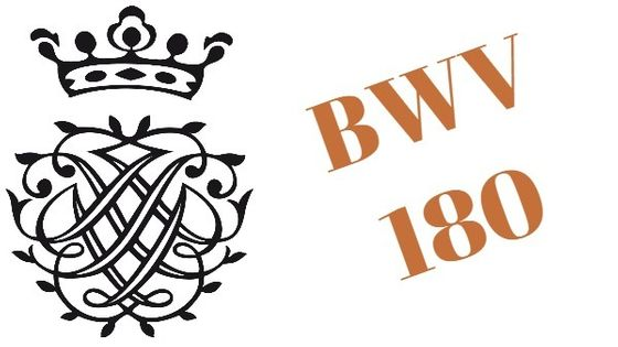 Monogramme de Bach - BWV 180