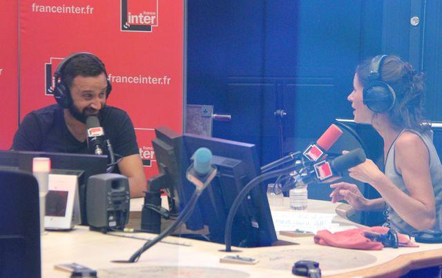 Cyril Hanouna et Sonia Devillers