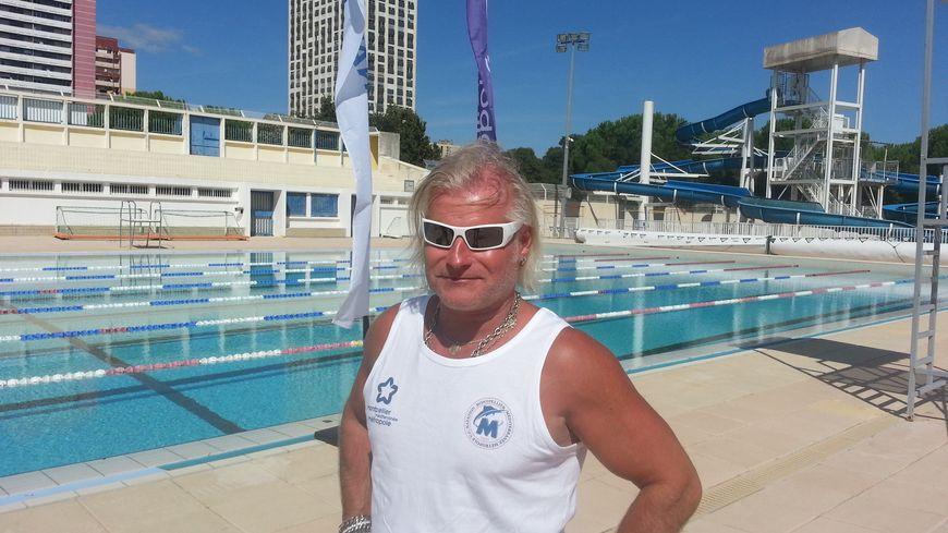 L'ex coach de Laure Manaudou a dirigé son premier entraînement au centre Neptune de Montpellier