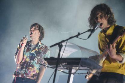 Phoenix en concert aux Euockéennes en 2017