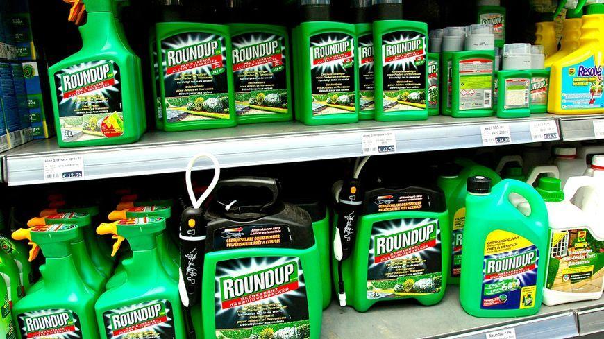 Le Roundup est l'un des noms commerciaux du glyphosate
