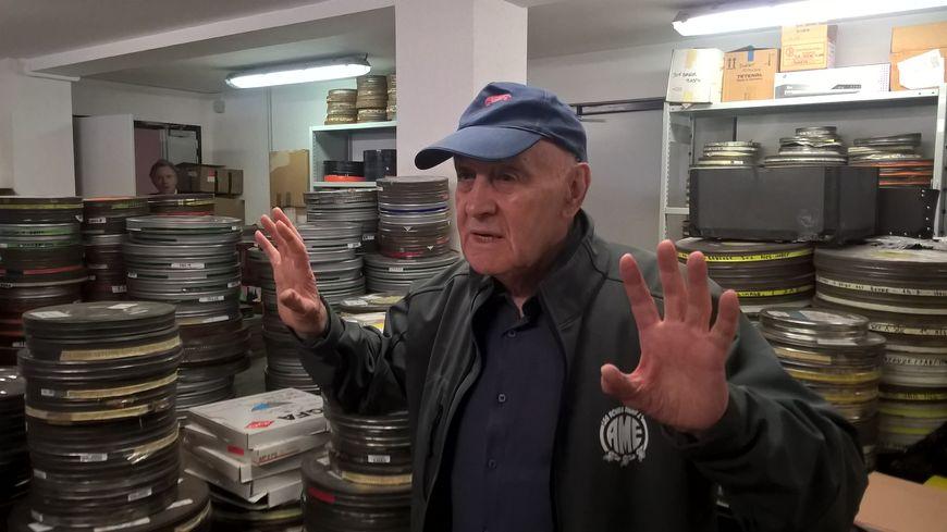 Rémy Julienne a donné des centaines de bobines et de K7, ainsi que des archives papier.