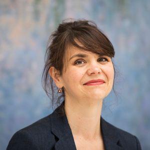 Portrait de Cécile Debray (13.06.2017)