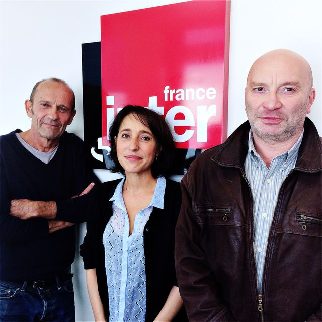 Jacques Goldstein, Julie Talon et Elie Robert Nicoud