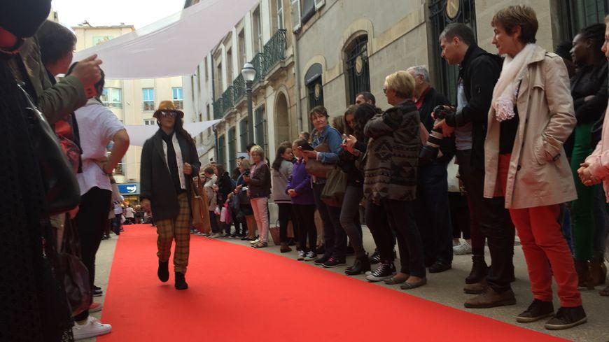 Pour sa troisième édition, le Dijon Fashion Day a investi la rue Mably.