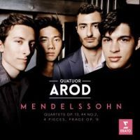 CD Mendelssohn / Quatuor Arod