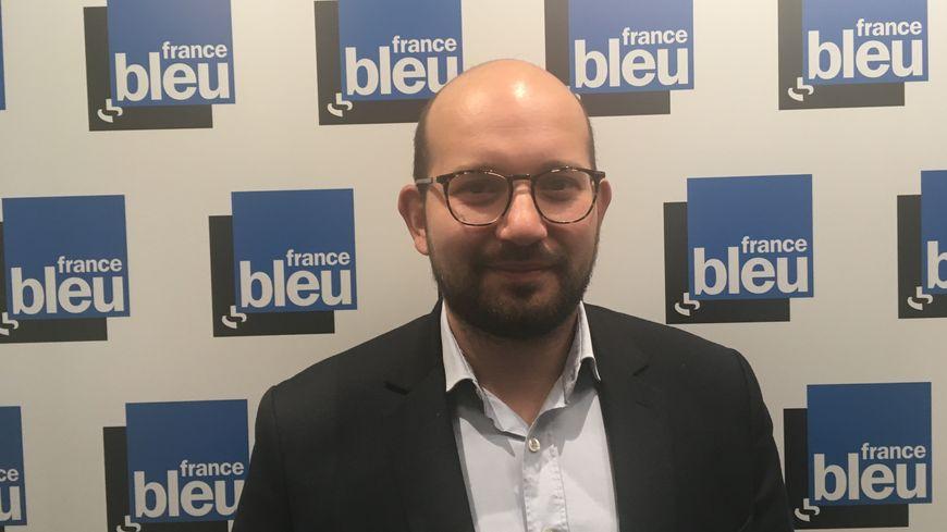 Ludovic Mendes député En Marche de Metz en Moselle