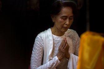 L'ancienne prix Nobel de la paix est très critiquée pour sa passivité face au sort réservé aux Rohingyas